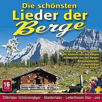 Různí interpreti – Die schonsten Lieder der Berge / Folge 1