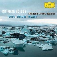 Přední strana obalu CD Intimate Voices with Listening Guide