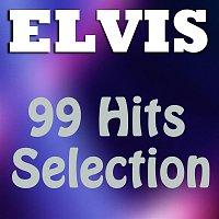 Přední strana obalu CD 99 Hits Selection