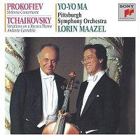 Yo-Yo Ma, Lorin Maazel, Pittsburgh Symphony Orchestra, Pyotr Ilyich Tchaikovsky – Prokofiev: Sinfonia Concertante; Tchaikovsky: Rococco Variations; Andante Cantabile (Remastered)