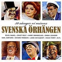 Various Artists.. – Svenska Orhangen - 50 sanger Vi Minns