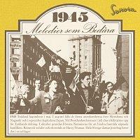 Přední strana obalu CD Melodier som bedara 1945