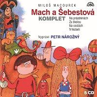 Petr Nárožný – Macourek: Mach a Šebestová - Komplet