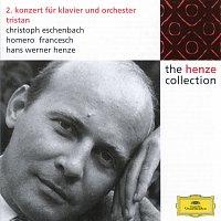 Christoph Eschenbach, Homero Francesch, Siegfried Behrend, Hans Werner Henze – Henze: Concerto No. 2; Tristan; 2 Ballet Variations; 3 Tientos