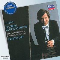 András Schiff – Bach: Goldberg Variations – CD