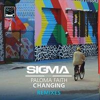 Sigma, Paloma Faith – Changing [Remixes]