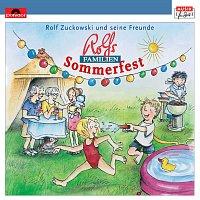 Přední strana obalu CD Rolfs Familien-Sommerfest