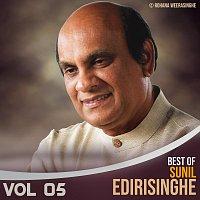 Přední strana obalu CD Best of Sunil Edirisinghe, Vol. 05