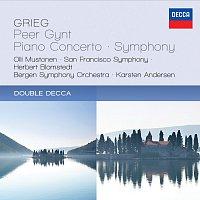 Olli Mustonen, San Francisco Symphony, Herbert Blomstedt, Karsten Andersen – Grieg:  Peer Gynt; Piano Concerto; Symphony