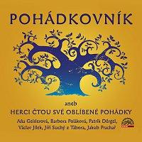 Přední strana obalu CD Pohádkovník aneb Herci čtou své oblíbené pohádky