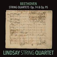"""Lindsay String Quartet – Beethoven: String Quartet in E-Flat Major, Op. 74 """"Harp""""; String Quartet in F Minor, Op. 95 """"Serioso"""" [Lindsay String Quartet: The Complete Beethoven String Quartets Vol. 6]"""