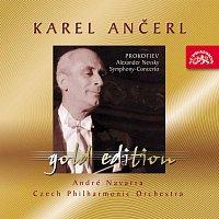 Česká filharmonie, Karel Ančerl – Ančerl Gold Edition 36. Prokofjev: Alexandr Něvský, Symfonie - koncert