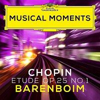 Daniel Barenboim – Chopin: Études, Op. 25: No. 1 in A Flat Major [Musical Moments]