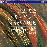 Floyd Williams, Barry Davis, Queensland Symphony Orchestra, Richard Mills – Spiers – Brumby – Bračanin