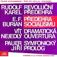 Česká filharmonie, Václav Smetáček – Předehry (Rudolf, Burian,Pauer, Nejedlý)