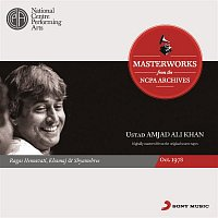 Ustad Amjad Ali Khan – From the NCPA Archives