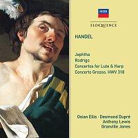 Osian Ellis, Desmond Dupre, Thurston Dart, Philomusica of London, Anthony Lewis – Handel: Jephtha; Rodrigo; Concertos for Lute and Harp