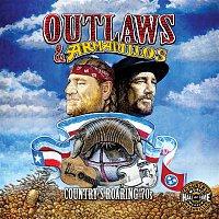 Přední strana obalu CD Outlaws & Armadillos: Country's Roaring '70s
