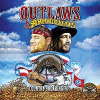 Various  Artists – Outlaws & Armadillos: Country's Roaring '70s