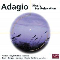 Různí interpreti – Adagio: Music for Relaxation