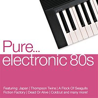 Various Artists.. – Pure... Electronic 80s