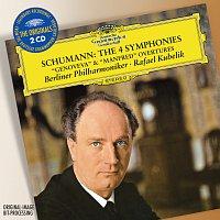 "Berliner Philharmoniker, Rafael Kubelík – Schumann: The 4 Symphonies; Overtures Opp.81 ""Genoveva"" & 115 ""Manfred"""
