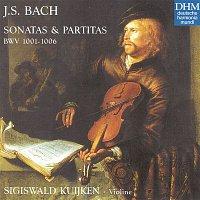 Sigiswald Kuijken – Bach, J.S.: Sonatas & Partitas BWV 1001 - 1006