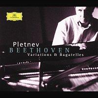 Přední strana obalu CD Beethoven: Variations & Bagatelles