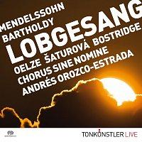 "Andrés Orozco-Estrada, Christiane Oelze, Ian Bostridge, Simona Saturova – NO Tonkunstler live - Mendelssohn Symphonie Nr. 2 ""Lobgesang"""