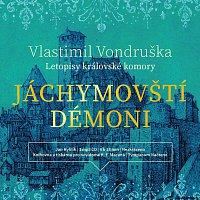 Jan Hyhlík – Jáchymovští démoni - Letopisy královské komory (MP3-CD) CD-MP3