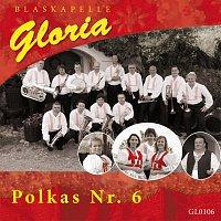 Přední strana obalu CD Polkas Nr. 6