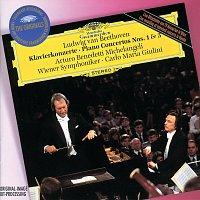 Arturo Benedetti Michelangeli, Wiener Symphoniker, Carlo Maria Giulini – Beethoven: Piano Concertos Nos.1 & 3