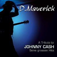 Přední strana obalu CD A Tribute to JOHNNY CASH - Seine groszen Hits - Vol. 1