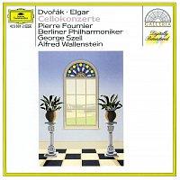 Pierre Fournier, Berliner Philharmoniker, George Szell, Alfred Wallenstein – Dvorák / Elgar: Cello Concertos