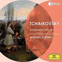 Russian National Orchestra, Mikhail Pletnev – Tchaikovsky: Symphony Nos.4-6