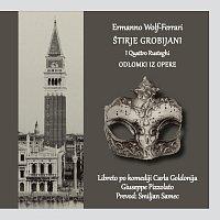 SIMFONICNI ORKESTER RTV LJUBLJANA – Ermanno Wolf-Ferrari: Stirje Grobjani