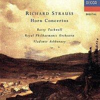Barry Tuckwell, Royal Philharmonic Orchestra, Vladimír Ashkenazy – Richard Strauss: Horn Concertos Nos. 1 & 2 etc