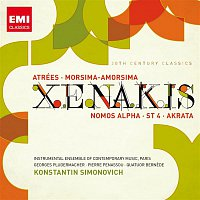 Various Artists.. – Iannis Xenakis: Atrées, Morsima-Amorsima, Nomos Alpha, ST 4, Achorripsis