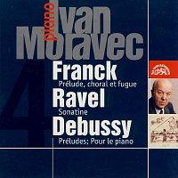 Ivan Moravec – Franck, Ravel & Debussy: Klavírní skladby