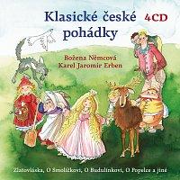 Různí interpreti – Němcová, Erben: Klasické české pohádky