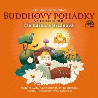 Přední strana obalu CD Nagaraja: Buddhovy pohádky