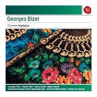 Herbert von Karajan, Georges Bizet, Leontyne Price, Franco Corelli, Wiener Philharmoniker – Bizet: Carmen Highlights - Sony Classical Masters