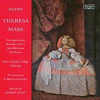 "George Guest, Erna Spoorenberg, Bernadette Greevy, John Mitchinson, Tom Krause – Haydn: Mass No.12 ""Theresienmesse"""