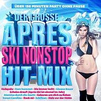 Přední strana obalu CD Der grosze Apres Ski Nonstop Hit-Mix