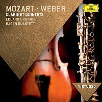 Eduard Brunner, Hagen Quartett – Mozart & Weber Clarinet Quintets