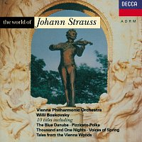 Anton Karas, Wiener Philharmoniker, Willi Boskovsky – Strauss, J.II: The World of Johann Strauss