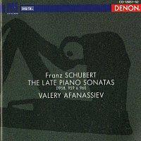 Franz Schubert, Valery Afanassiev – Franz Schubert: The Late Piano Sonatas