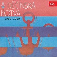 Přední strana obalu CD Děčínská kotva Supraphon 7 (1988 - 1989)