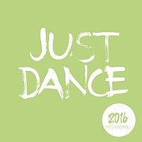 Přední strana obalu CD Just Dance 2016
