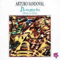Přední strana obalu CD Danzon (Dance On)